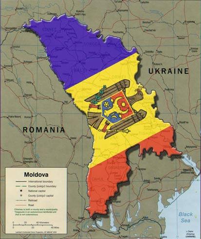 По статистике — молдаване из Молдовы почти не уезжают